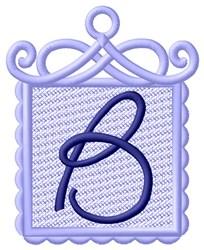 FSL Ornament B embroidery design