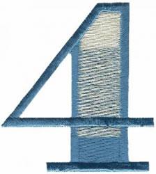 Ritz 4 embroidery design