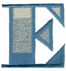 Ritz E embroidery design