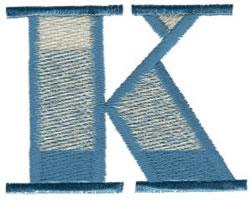 Ritz K embroidery design