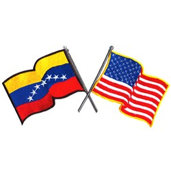 Venezuelan American embroidery design