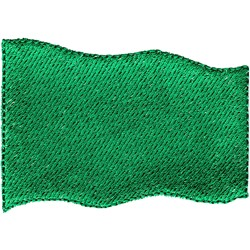 Libya Flag embroidery design