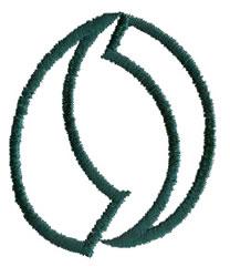 Siamese 0 embroidery design
