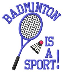 Is a Sport embroidery design