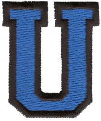 Sport U embroidery design