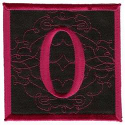Square Applique 0 embroidery design