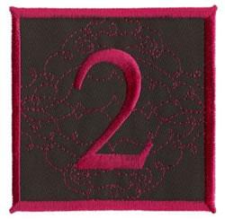 Square Applique 2 embroidery design
