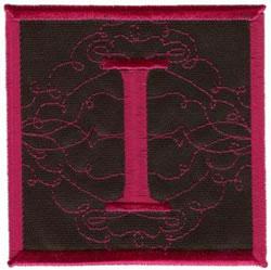 Square Applique I embroidery design