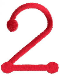 Stick 2 embroidery design