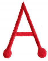 Stick A embroidery design