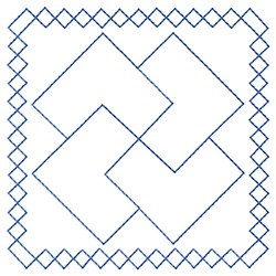 Just Squares Quilting embroidery design