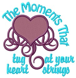 Tug at Your Heart embroidery design
