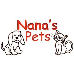 Nanas Pets embroidery design