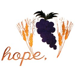 Wedding Hope Quilt embroidery design