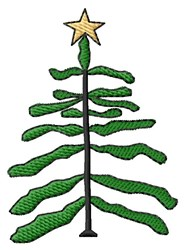 O Christmas Tree embroidery design
