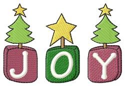 Joy Of Xmas embroidery design