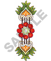 COMPOSITION embroidery design