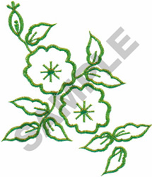 MOTIF #233 embroidery design