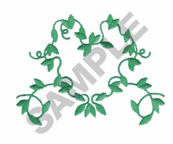 VINE DESIGN embroidery design