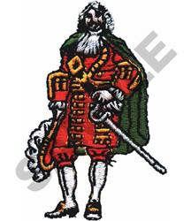 SWASHBUCKLER embroidery design
