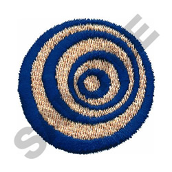 GRAPHIC CIRCLE embroidery design