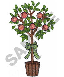 Peach Tree Embroidery Designs Machine Embroidery Designs