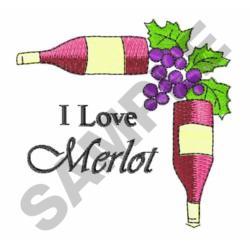 WINE BOTTLE BORDER embroidery design