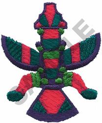 ZUNI FIGURE embroidery design