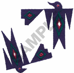 EAGLE DESIGN embroidery design