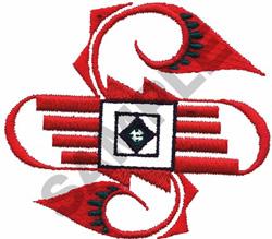 SOUTHWEST MOTIF embroidery design