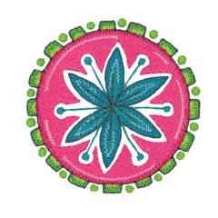 DECORATION embroidery design