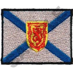 NOVA SCOTIA - CANADA embroidery design