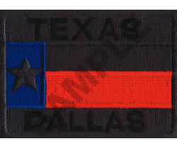 DALLAS-TEXAS embroidery design