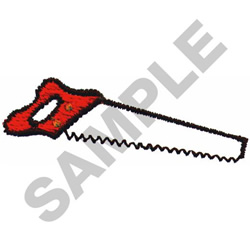 JIGSAW embroidery design