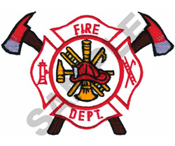 fire department logo designs for embroidery machines rh embroiderydesigns com fire station logo design fire station logo images