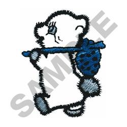 HOBO BEAR embroidery design