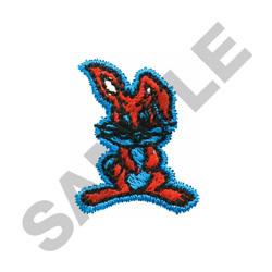 SMALL RABBIT embroidery design