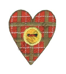 Crafty Heart embroidery design