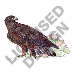 GOLDEN EAGLE embroidery design