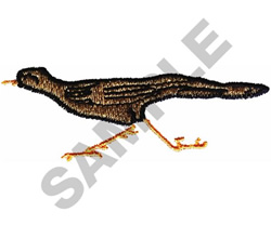 ROADRUNNER embroidery design