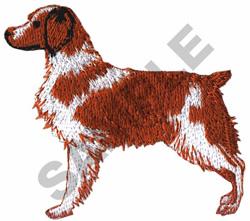 ENGLISH SPRINGER SPANIEL embroidery design