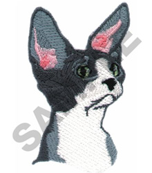 SPHINX CAT embroidery design