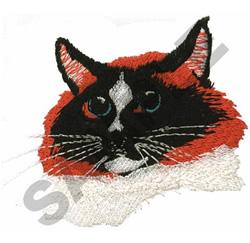 RAGA MUFFIN CAT embroidery design