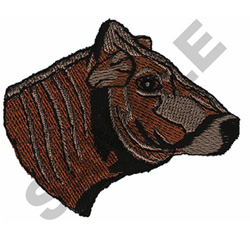BROWN SWISS embroidery design
