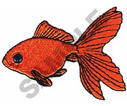 BETA FISH embroidery design