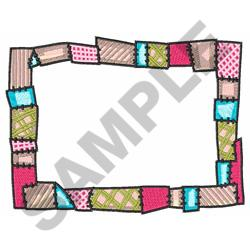QUILT BORDER embroidery design