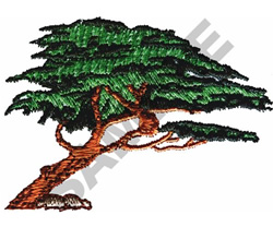 LONE CYPRUS embroidery design