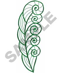 FASHION DESIGN #142 embroidery design