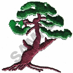 ANCIENT TREE embroidery design