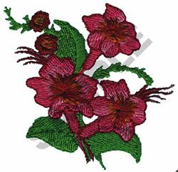 ALEXANDRIA FLOWERS embroidery design